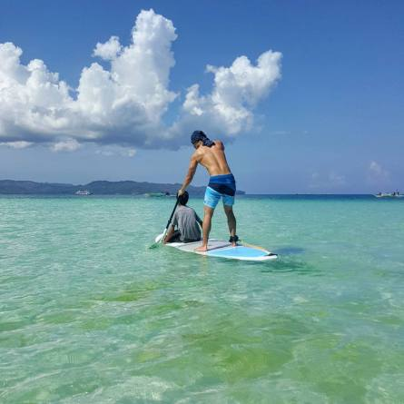 BoracayPaddle